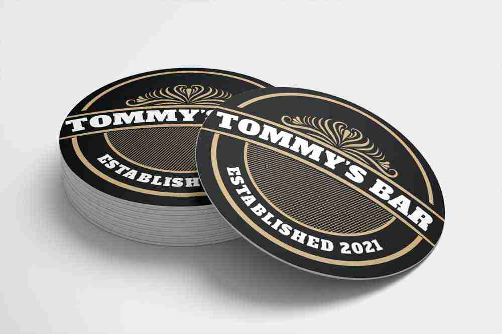 2021-Tommy's-Bar-Round_Coaster