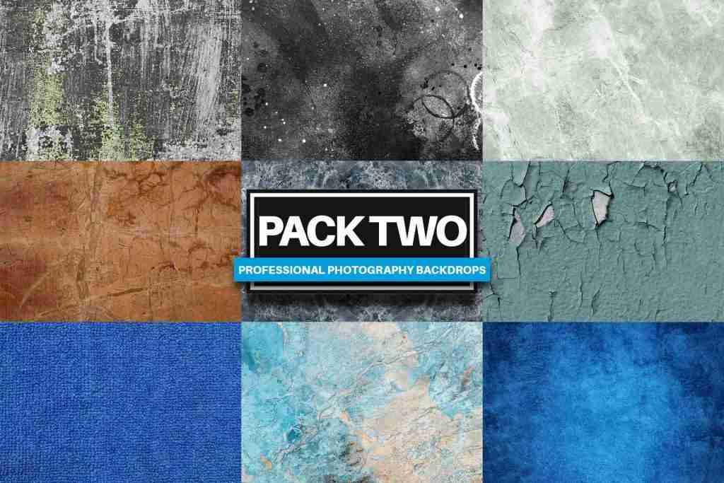 A2 Waterproof Photographic Backdrops Multipack of 18 prints, getitprinted.com