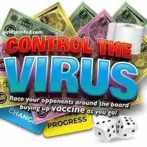 Control the Virus Board Game