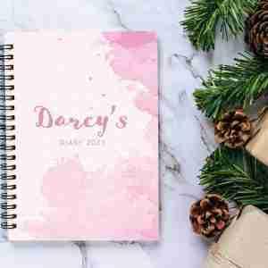 Personalised Diary