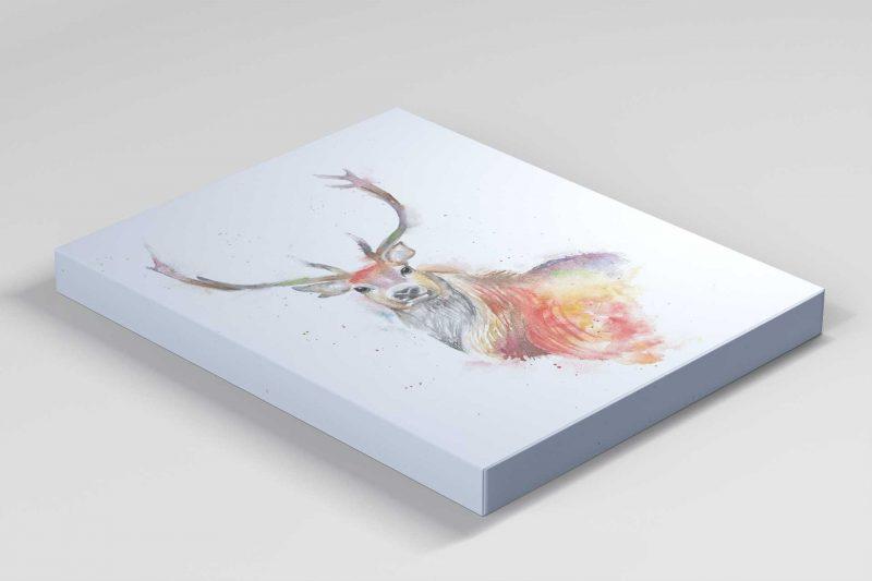 Katie Louise Watercolour Canvas Prints