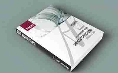 A4 Instruction Manuals & User Guide Printing