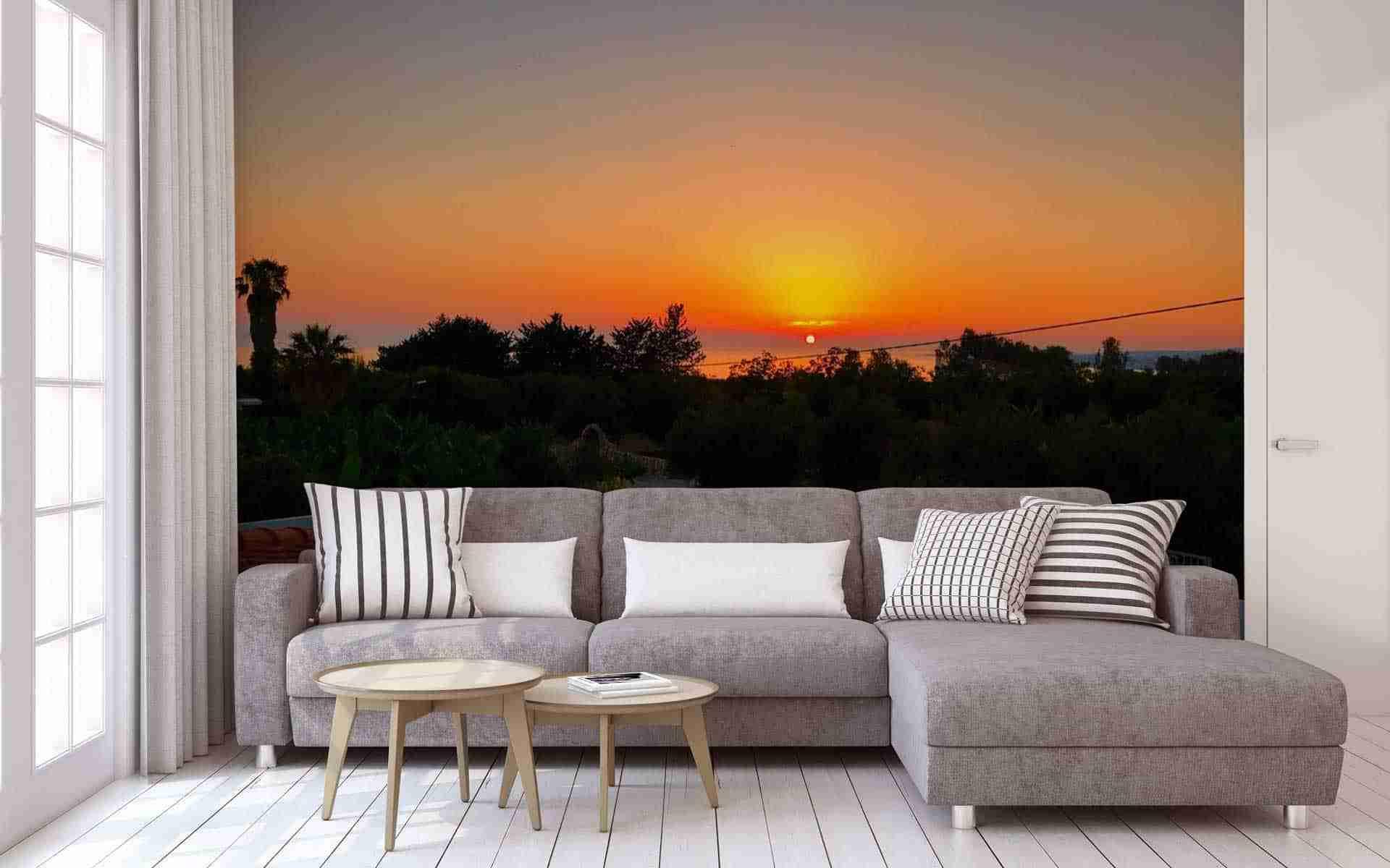cyprus-sunset-wall-art-print-getitprinted.com-