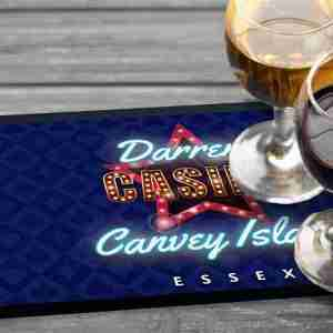 Personalised Bar Runners