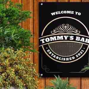 Home Bar Pub Signs On getitprinted.com