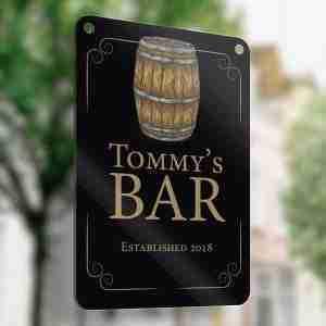 Home Bar Pub Signs