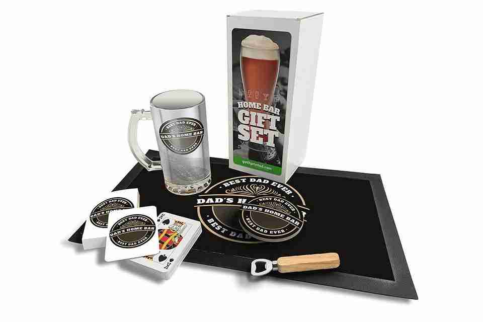 Custom beer mats, getitprinted.com