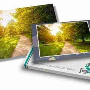 Jigsaw Puzzle Photo Print and Custom Box